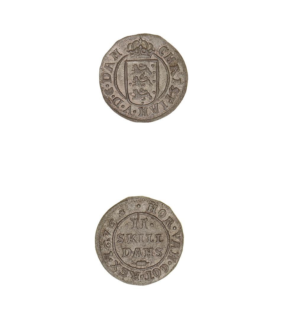 Två sidor av samma mynt.